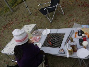 北薩摩広域公園キャンプ2009.11 096 - コピー