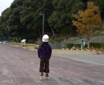 北薩摩広域公園キャンプ2009.11 094
