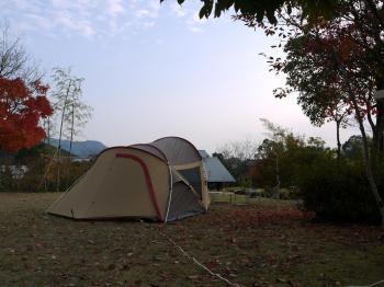 北薩摩広域公園キャンプ2009.11 001 - コピー