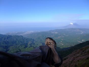 城山歩き&オオノガラ岳 064