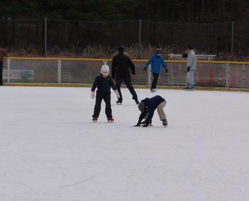 アイススケート 075