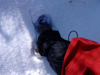 雪の韓国岳 020 - コピー