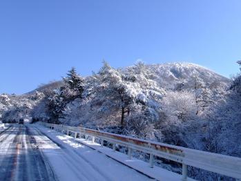 雪の韓国岳 008 - コピー