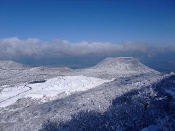 雪の韓国岳 049 - コピー