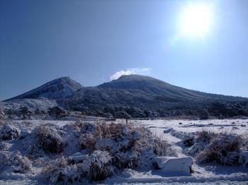 雪の韓国岳 012 - コピー
