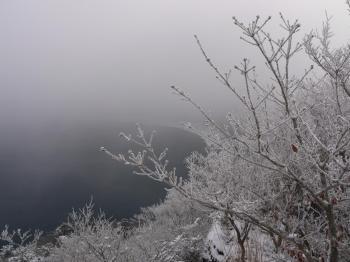 雪の大浪池 044 - コピー