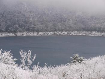 雪の大浪池 187 - コピー