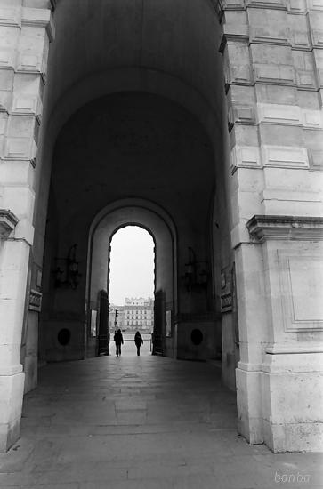 ポルトデリオン入口