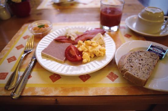 チェスキー朝食