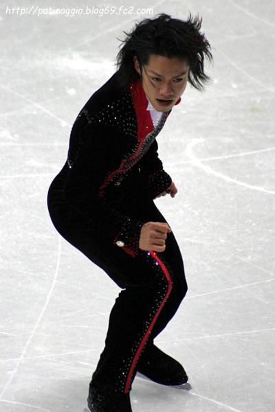 Daisuke Takahashi 2006 Torino SP