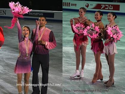 2008年世界フィギュアスケート選手権