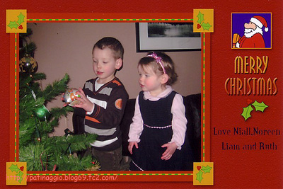Liam & Ruth (Christmas 2008)