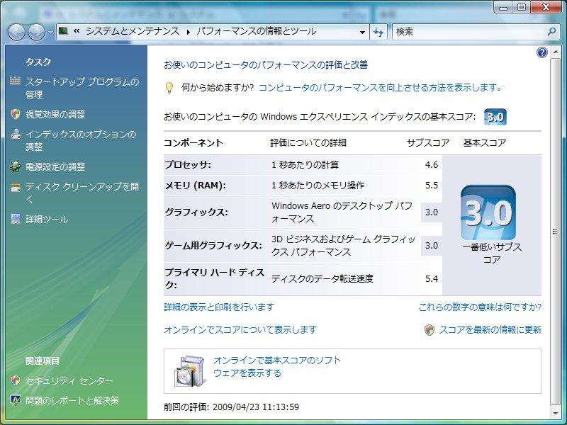 Vista-Score
