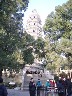 蘇州虎丘斜塔
