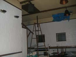 旧グランドルーム 改装-その2