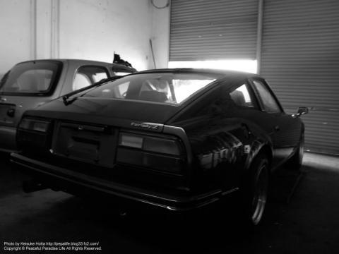 S130型フェアレディZのバックシャンの美しさは国産最高級