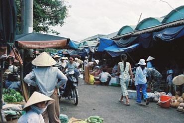 ドンバ市場