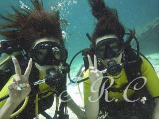 プーケット タイ ダイビング 体験 ラチャヤイ島