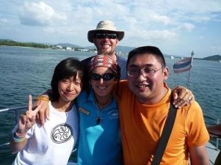 プーケット ダイビング シミランクルーズ タイ 観光