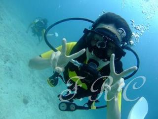 プーケット ダイビング 体験ダイビング シミランクルーズ タイ
