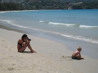 プーケット 観光ツアー カタビーチ ダイビング シミラン