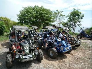 プーケット タイ ATVバギー 観光ツアー オプショナル