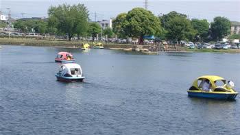 江津湖風景