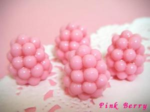 ピンクのラズベリー