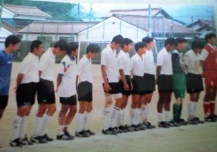 益高サッカー部①