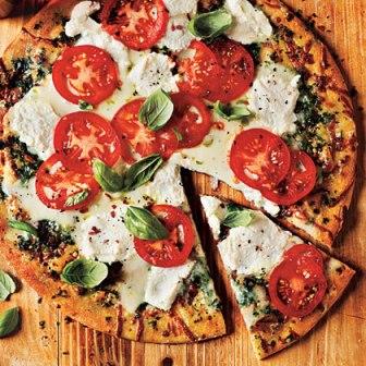 120312 センスあるピザ。