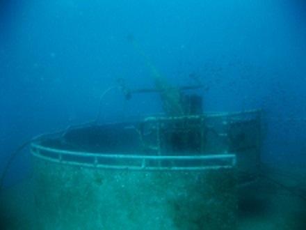 タオ島 ダイビング 沈船