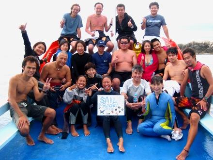 タオ島 ダイビング セイルロックツアー