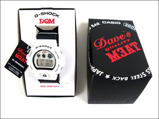 g shock dqm