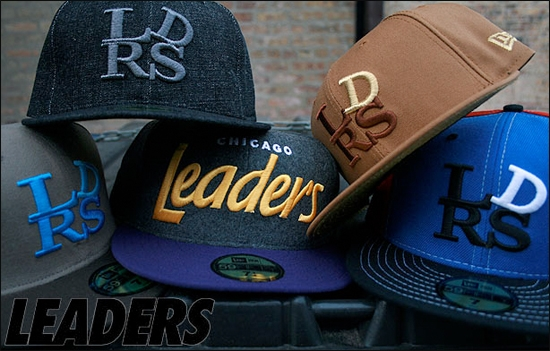 leaders caps