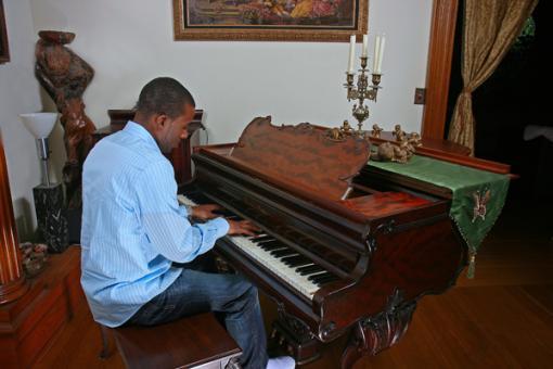 david piano large