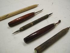 私の道具たち
