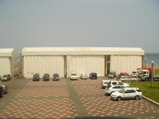 ねぶた倉庫