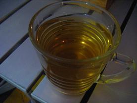 私専用のお茶