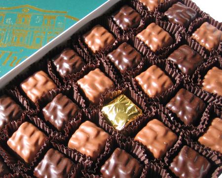 一番美味しいミントチョコレート