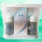 緑茶カテキンオイル配合コスメ<翠水晶シリーズ>トライアルセット