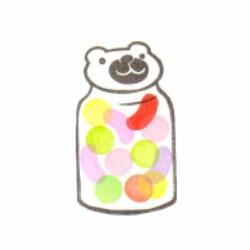キャンディポット