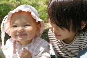 ニッコニコ^^笑顔がまぶしい^^