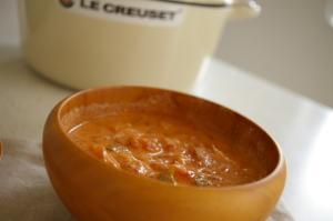栄養満点スープです