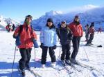 12月13日のスキー!