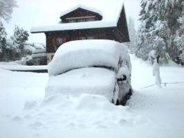 10月30日の大雪2