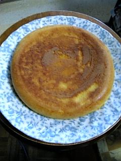 炊飯器ケーキ1