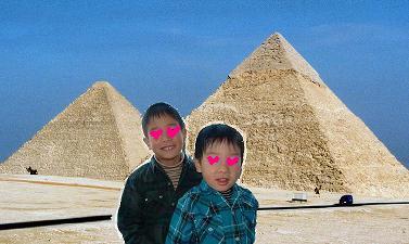 夢の海外旅行1