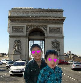 夢の海外旅行2