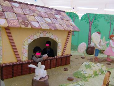 お菓子の城4