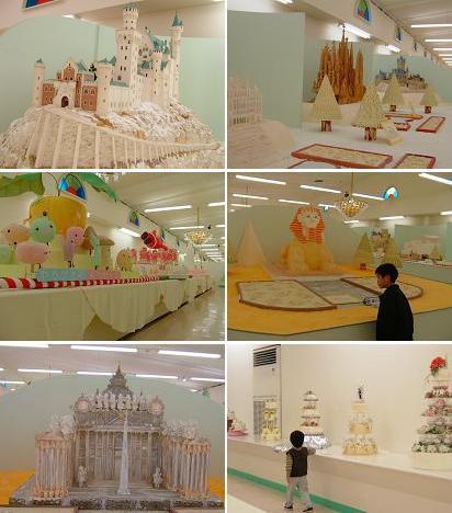 お菓子の城5